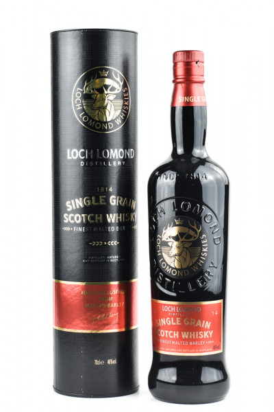 Loch Lomond Single Grain Scotch Whisky - 0,7L 46% vol