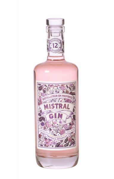 Mistral Gin - 0,7L 40% vol