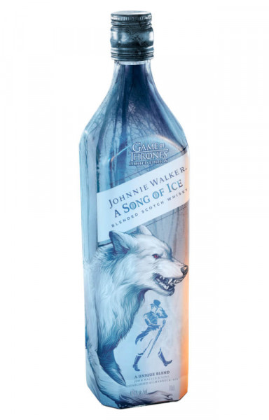 A Song of Ice Johnnie Walker Blended Whisky - 0,7L 40,2% vol