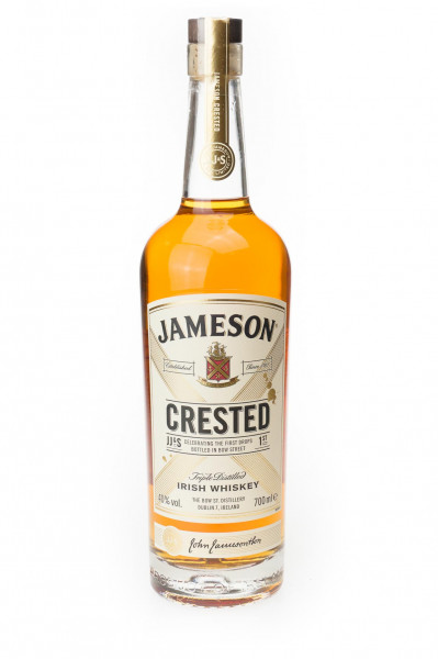 Jameson Crested Ten Irish Whiskey - 0,7L 40% vol