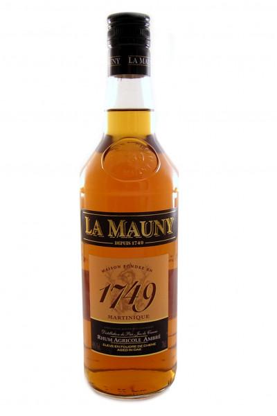 La Mauny Agricole Ambr