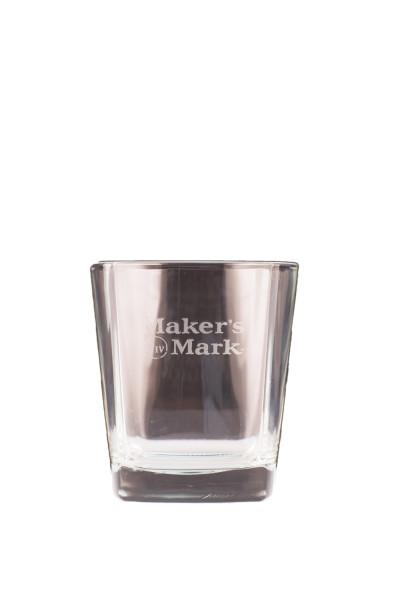 Makers Mark Whisky Tumbler Glas