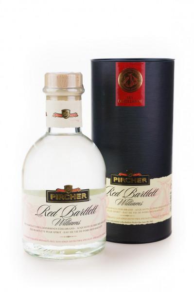 Pircher Williams Red Bartlett Südtiroler Birnenbrand - 0,7L 40% vol
