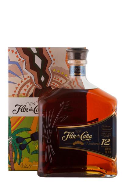 Flor de Cana Centenario 12 Jahre Legacy Edition - 1 Liter 40% vol
