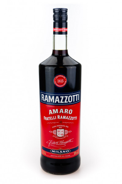 Ramazzotti Amaro Magnum - 1,5L 30% vol