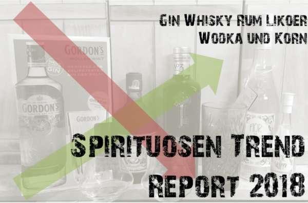 Spirituosen-Trend