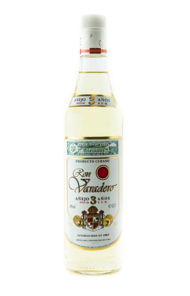 Ron Varadero Anejo 3 Jahre Rum - 0,7L 40% vol