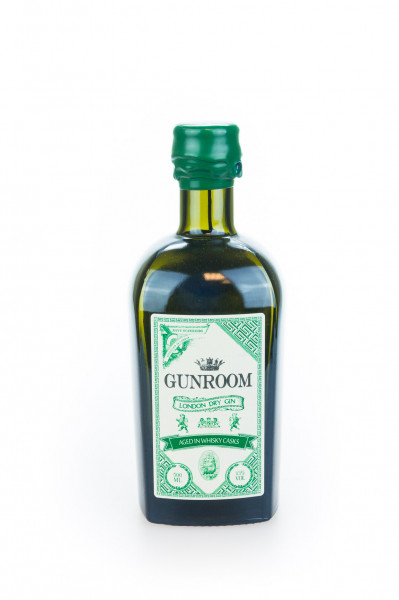 Gunroom Gin London Dry Gin - 0,5L 43% vol