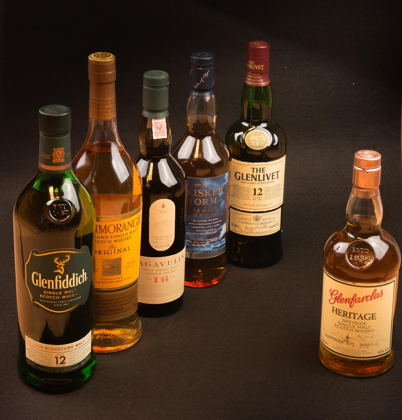die f nf beliebtesten single malt whiskys in deutschland. Black Bedroom Furniture Sets. Home Design Ideas