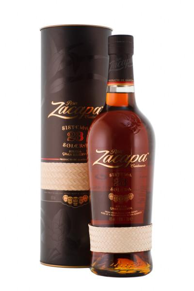 Ron Zacapa 23 Sistema Solera Gran Reserva Rum - 0,7L 40% vol