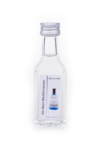 Gin Mare Mediterranean Tasting Miniatur - 0,02L 42,7% vol