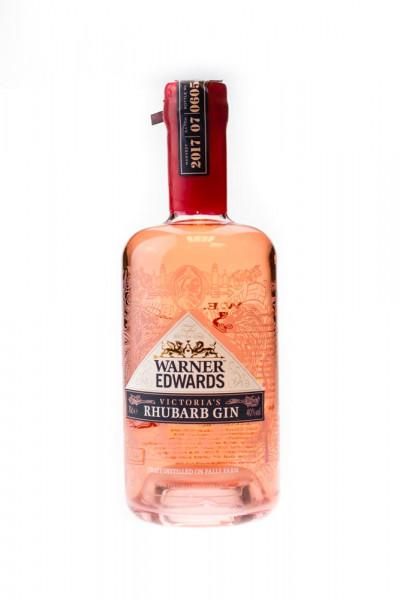 Warner Edwards Victoria´s Rhubarb Gin - 0,7L 40% vol