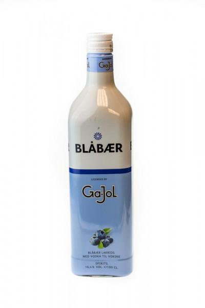 Ga-Jol Blaubeer Likör - 1 Liter 16,4% vol