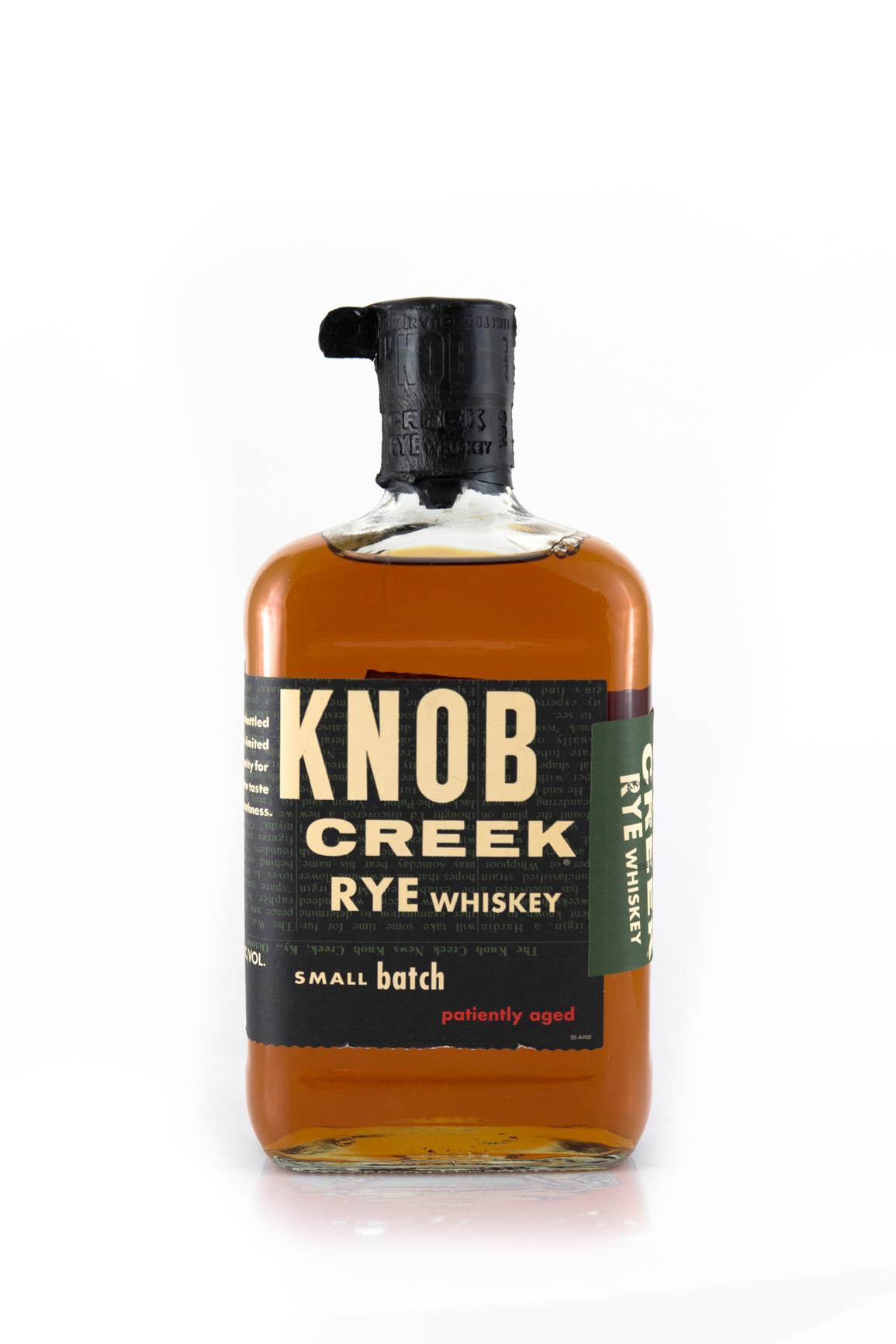 knob creek straight rye whiskey kaufen ab 3593 eur im rye whisky