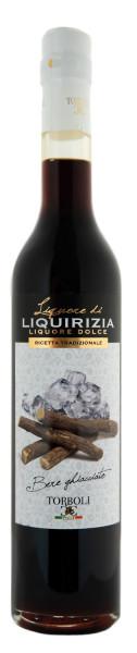 Torboli Liquirizia Lakritzlikör - 0,5L 16,5% vol