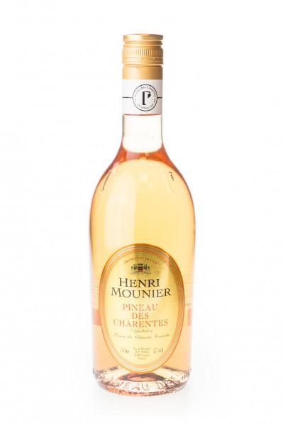 Henri Mounier Pineau des Charentes - 0,7L 17% vol