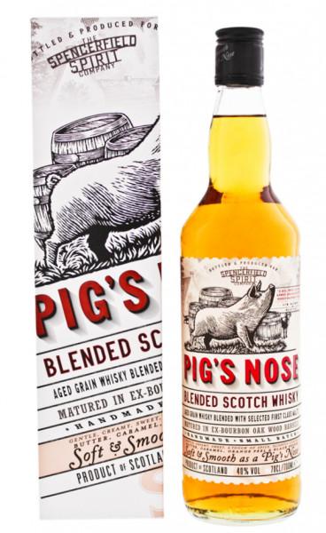 Pigs Nose Scotch Whisky - 0,7L 40% vol