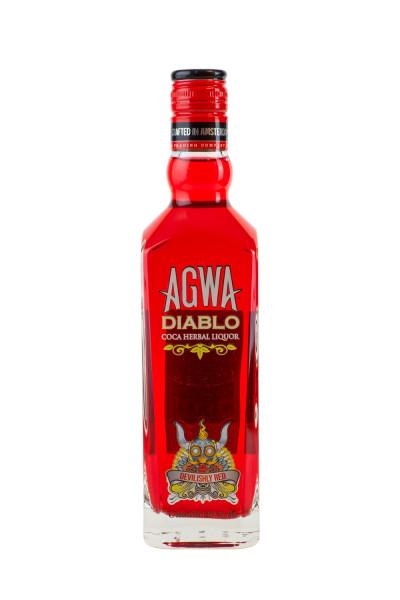 Agwa de Bolivia Diablo - 0,5L 20% vol