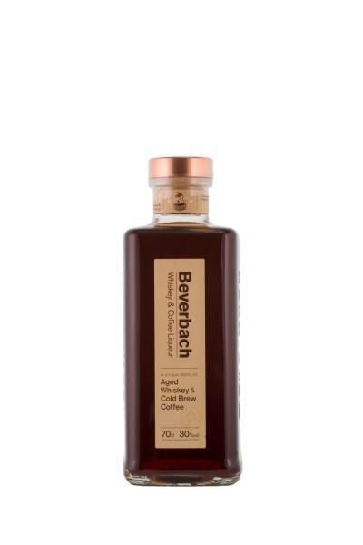 Beverbach Whiskey & Coffee Liqueur - 0,7L 30% vol