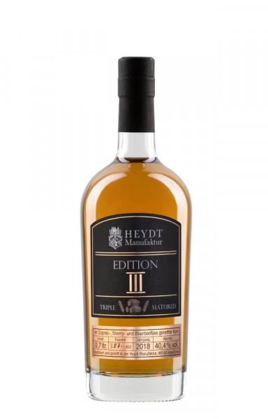 HEYDT Manufaktur Edition III - 0,7L 40,4% vol