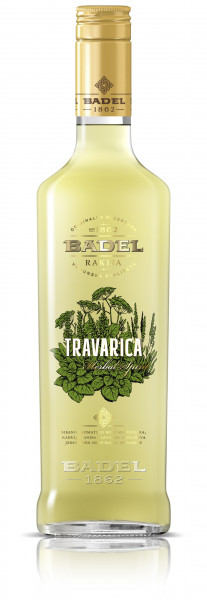 Badel Travarica Tresterbrand - 1 Liter 37,5% vol