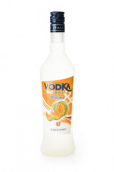 Gagliano Yuriskaja Melonen-Likör mit Wodka - 0,7L 20% vol