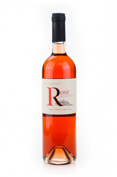 Rosé Benkovac trocken - 0,75L 12,5% vol