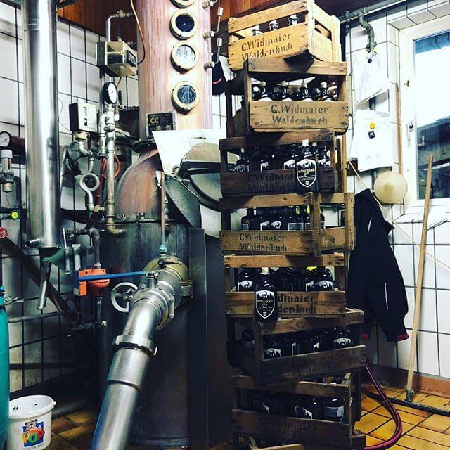Schoenbuch Destille