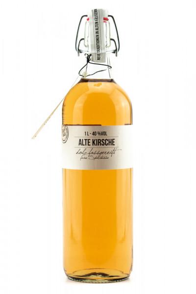 Birkenhof Fasslagerung Alte Kirsche - 1 Liter 40% vol