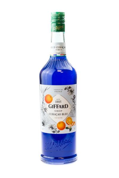 Giffard Blue Curacao Sirup - 1 Liter