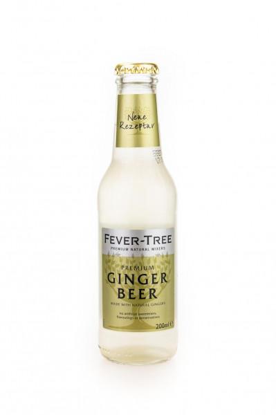 Fever Tree Ginger Beer - 0,2L