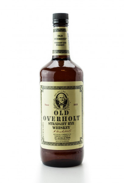 Old Overholt Straight Rye Whiskey - 1 Liter 40% vol