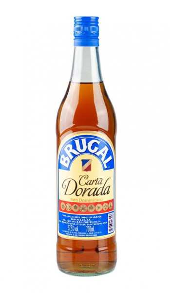 Brugal Carta Dorada Superior - 0,7L 37,5% vol