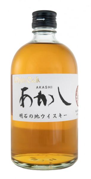 Akashi Japanese Blended Whisky - 0,5L 40% vol