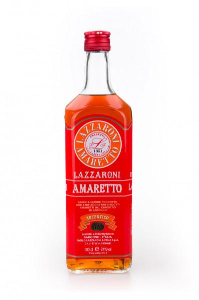 Lazzaroni Amaretto - 1 Liter 24% vol