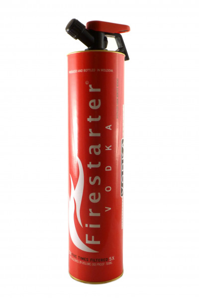 Firestarter Vodka - 40% vol - (0,7L)
