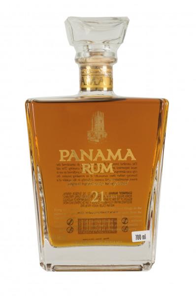 Ron Panama Gran Reserva Especial 21 Jahre - 0,7L 40% vol