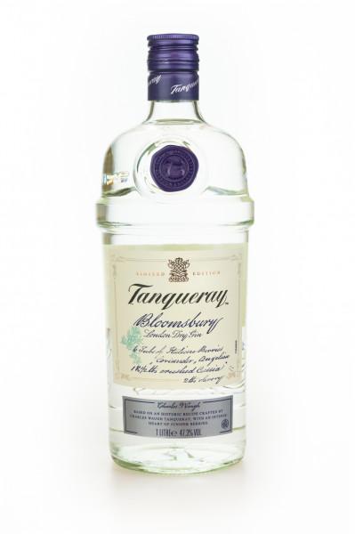 Tanqueray Bloomsbury Gin - 1 Liter 47,3% vol