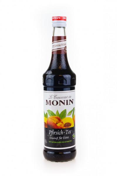 Monin Pfirsich Tee Konzentrat - 0,7L