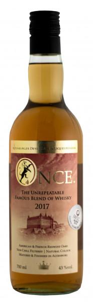 Once Blended Whisky - 0,7L 43% vol