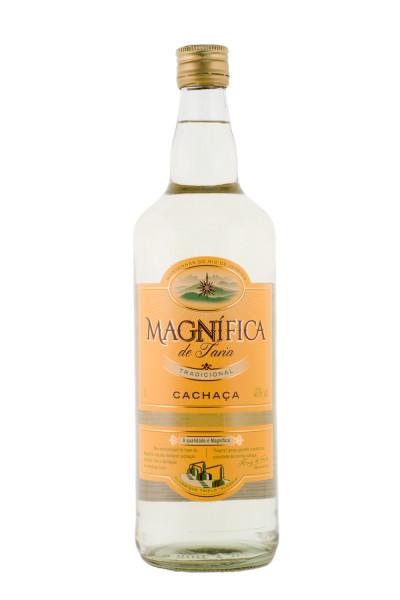 Magnifica Safra Do Ano Cachaca - 1 Liter 40% vol