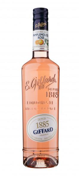 Giffard Crème de Pampelmousse Rose Pink Grapefruit Likör - 0,7L 16% vol