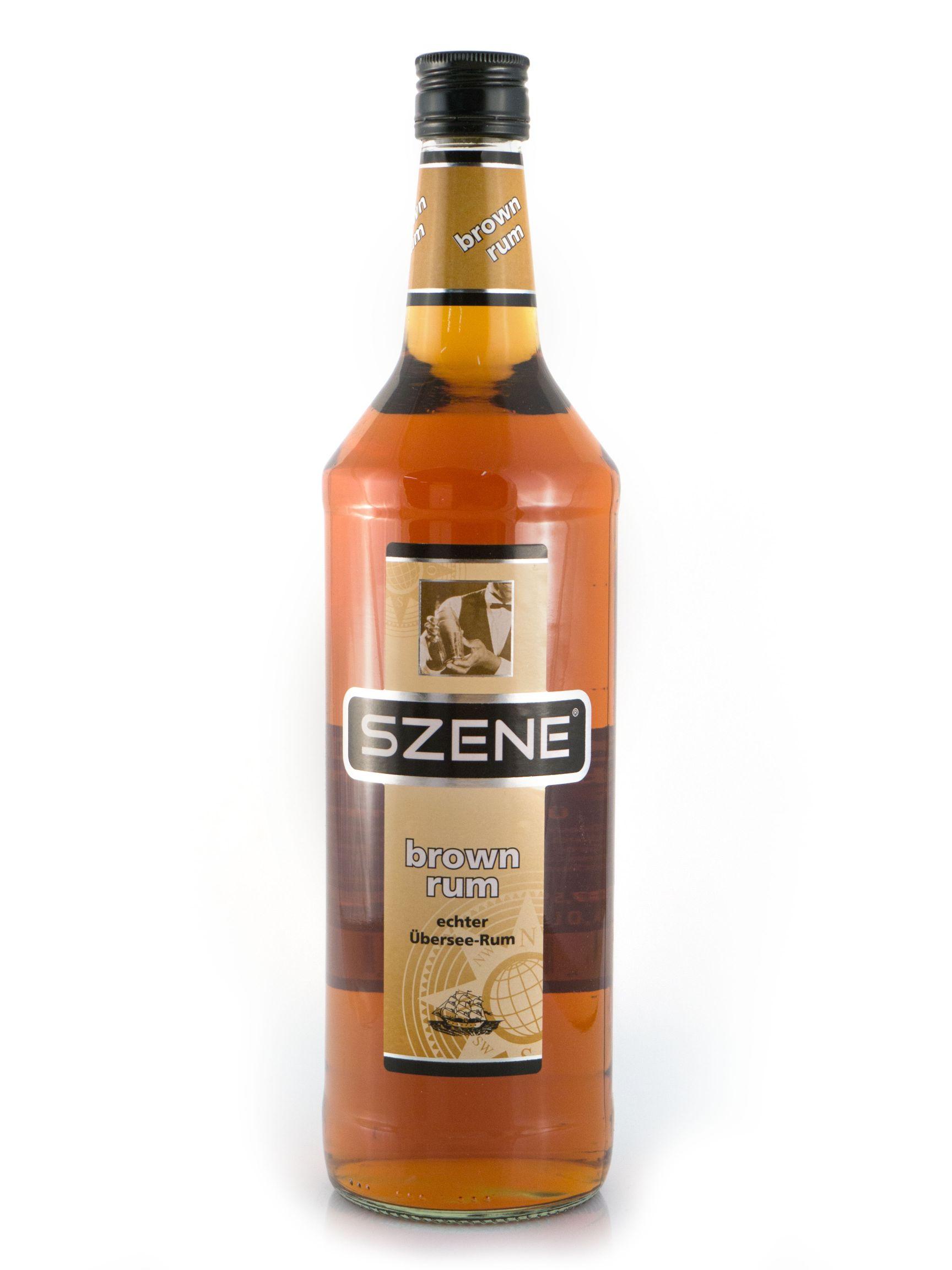 Szene Brown Rum