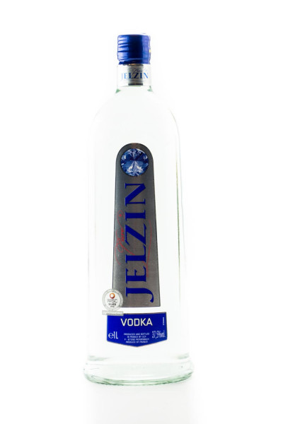 Jelzin Vodka - 1 Liter 37,5% vol