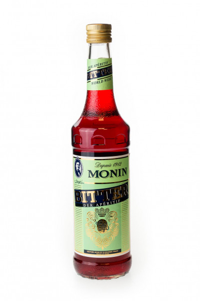 Monin Bitter Aperitif Sirup-Konzentrat - 0,7L