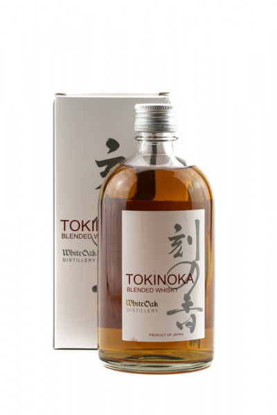 Tokinoka White Blended Whisky - 0,5L 40% vol