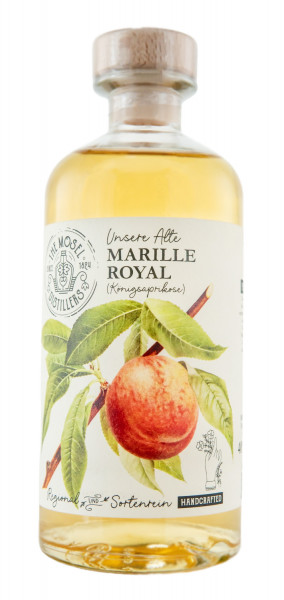 The Mosel Distillers Marille Royal - 0,5L 40% vol