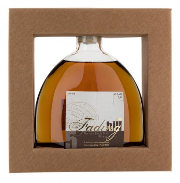 Fading Hill Single Malt Whisky - 0,7L 46% vol
