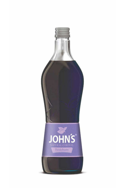 Johns Heidelbeere Sirup - 0,7L