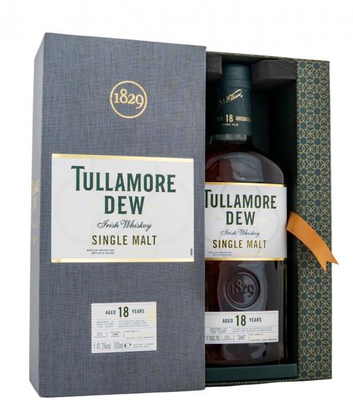 Tullamore Dew 18 Jahre Single Malt Irish Whiskey - 0,7L 41,3% vol